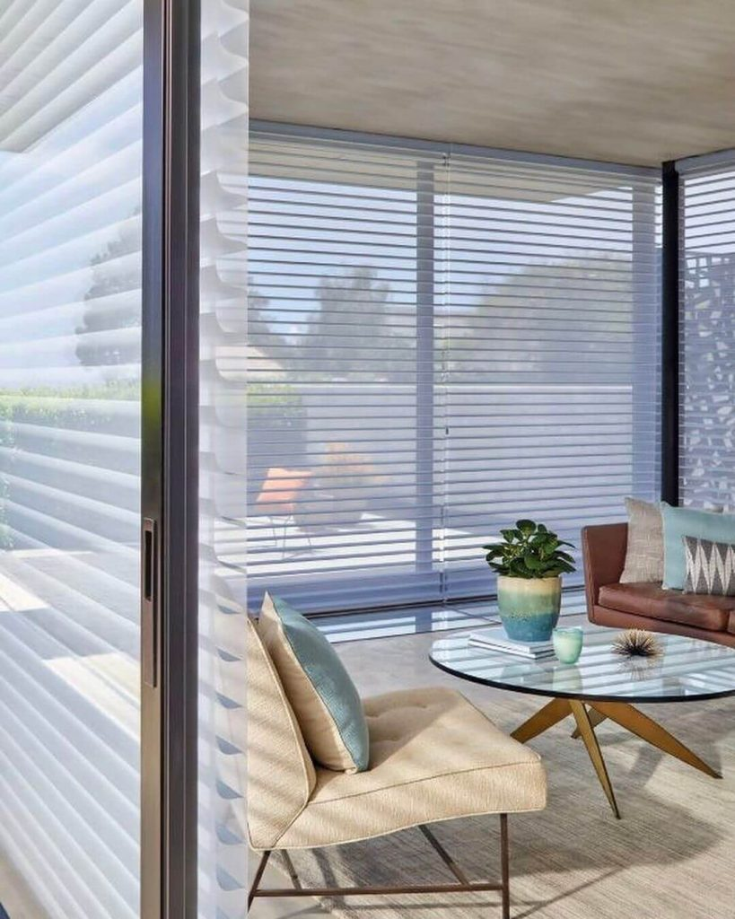 Motorized Vertical Blinds