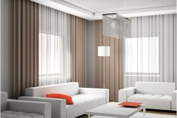Cotton Curtains Dubai